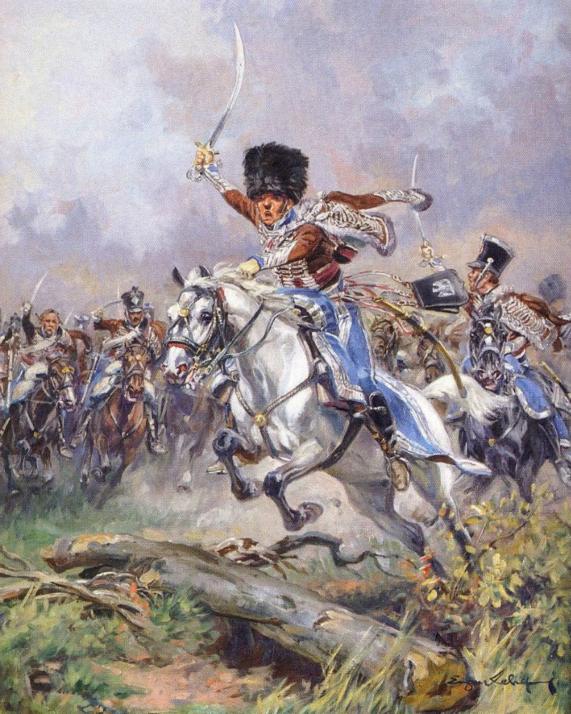 1000 Images About Napoleon S Hussars On Pinterest