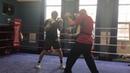 Ben Hardy Boxing