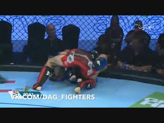 ЧМ ММА2018: Мухаммад Мокаев (Англия) vs Рио Ямагучи (Япония)