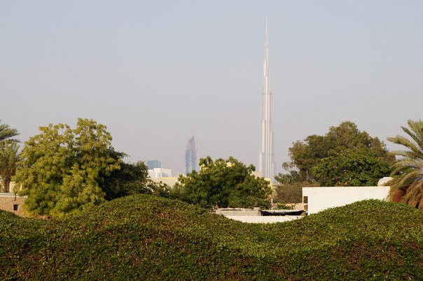 Фото Бурж Халифа. Самое высокое здание в мире