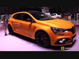 2018 Renault Megane RS - Exterior and Interior Walkaround - 2018 Geneva Motor Show