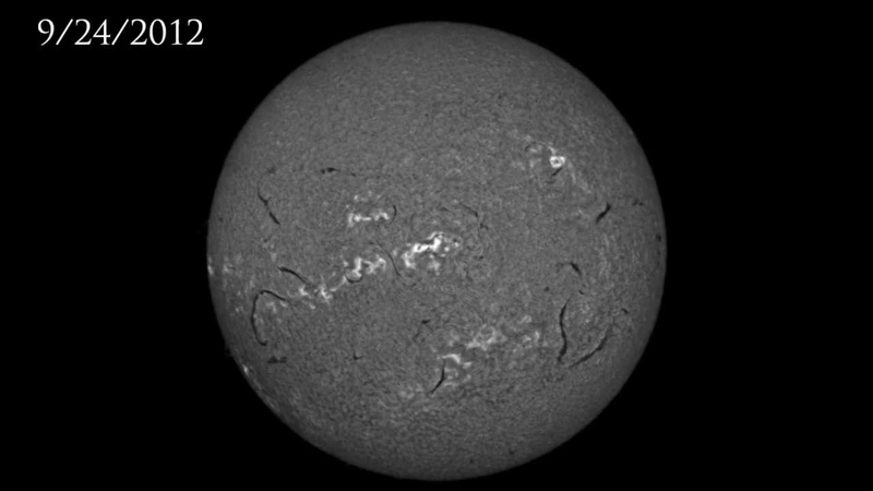 Amazing Solar Detail with Coronado PST Double Stacked
