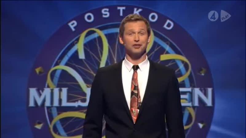 Postkodmiljonären (2009) Erik Billing (Part 2)