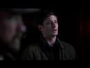 Кастиэль (Бог 2.0, Мутировавший ангел) против Смерти | Сверхъестественное 7 сезон 1 серия