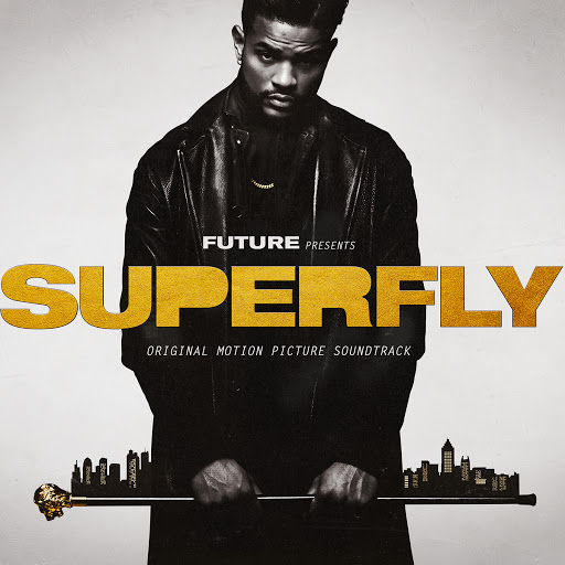 """Future альбом Walk On Minks (From the Original Motion Picture Soundtrack """"SUPERFLY"""")"""