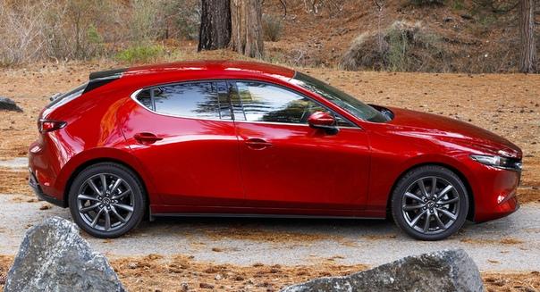 Mazda 3 с мотором Syactiv-X: известны характеристики