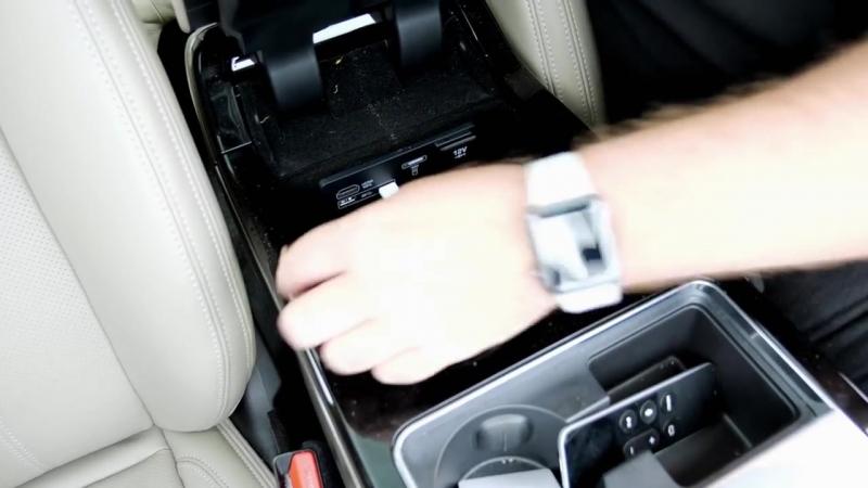 [Wylsacom] Ставим Apple TV4 в Range Rover Velar
