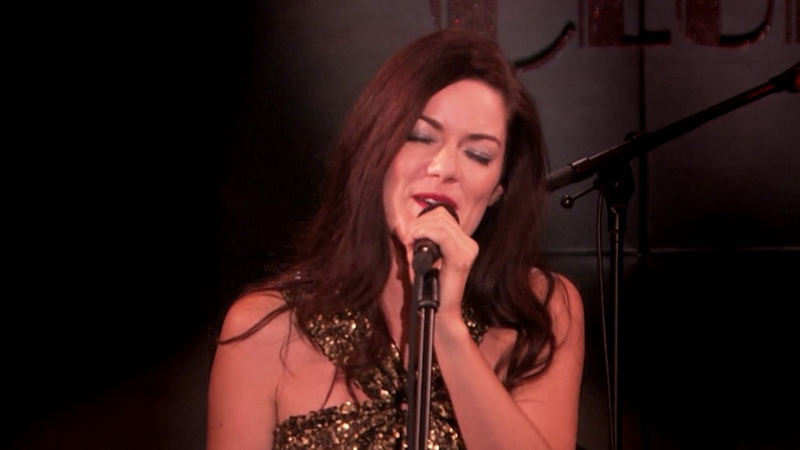 Emilie-Claire Barlow - Live in Tokyo - Raindrops Keep Fallin On My Head