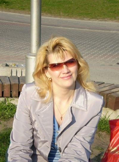 Светлана Кумпель, 24 февраля 1971, Гродно, id201997294