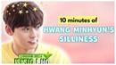 [황민현] 10 Minutes of Hwang Minhyun's Silliness   Wanna One