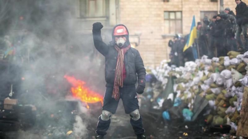 Письмо майдауну от украинца