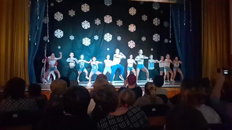 новый танец 2018