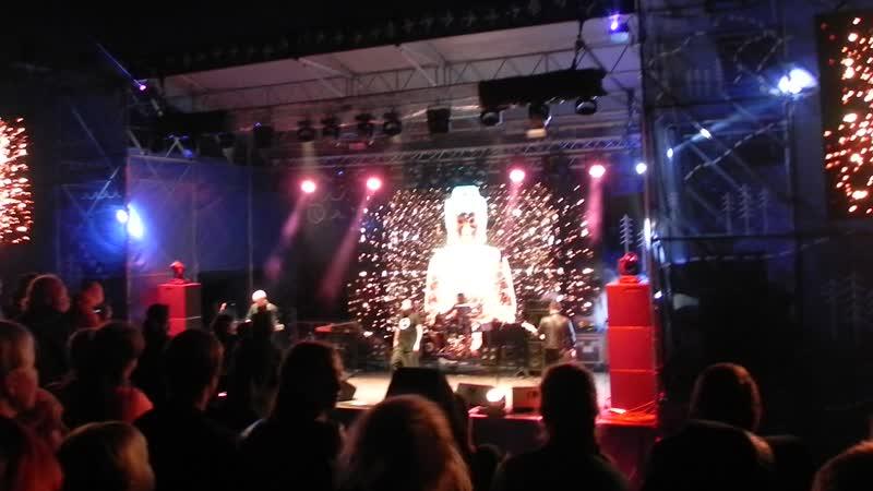 Пилот Нет иного нам Рая концерт на фестивале Большая Севастопольская Тропа