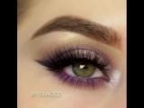 Фиолетовая красота