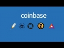 Листинг на Coinbase