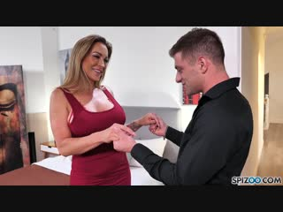 Aubrey black (aubrey black perfect date) [big ass, big tits, blonde, blowjob, hardcore, milf, cum on tits, 1080p]