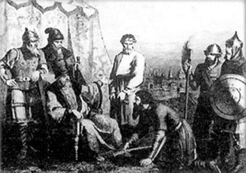 Осада Тулы 1607 года Заключительный эпизод восстания Болотникова. Осада города войсками Василия Шуйского продолжалась четыре месяца и окончилась его взятием и пленением основных предводителей