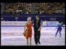 Grishuk & Platov (RUS) - 1998 Nagano, Ice Dancing, Compulsory Dance No. 2