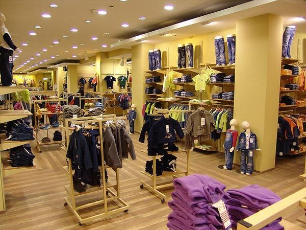 Магазин Женской Детской Одежды
