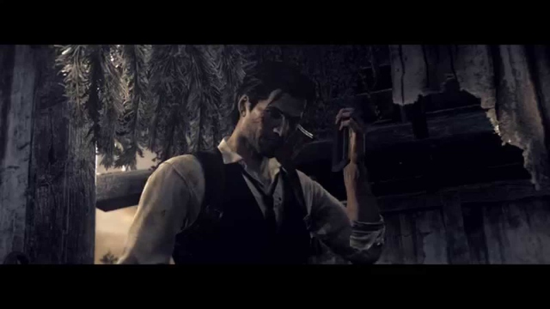 The Evil Within Ch 6 Losing Grip on Ourselves Cemetary Hideout Joseph IA Sebastian Cutscene