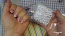 Ягодки и колоски-цветочки для скрапбукинга своими руками