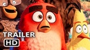 THE ANGRY BIRDS MOVIE 2 Official Trailer 1 HD Peter Dinklage, Dove Cameron, Awkwafina