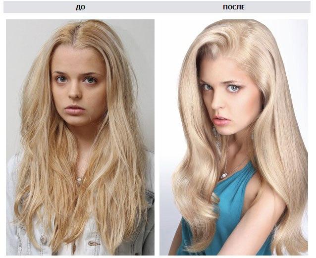 Бионизация волос