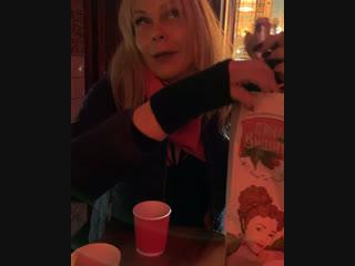 Бар пьяная Вишня в Киеве Анжелика