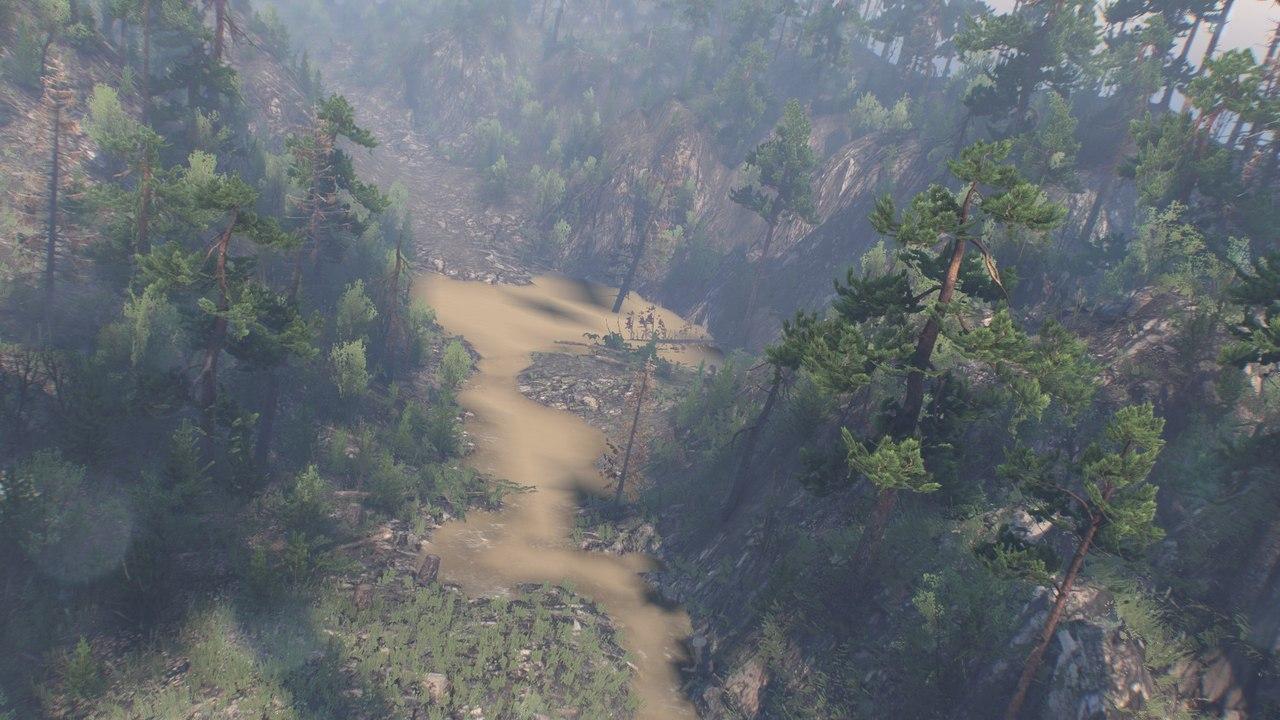 "Карта ""TATA Story"" для 25.12.15 для Spintires - Скриншот 3"