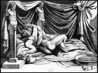 Классическая Эротика Эпохи Возрождения (XV век). Позы Аретино. Aretino.wmv