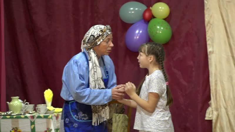 Сердобск ТВ - Театральный фестиваль. Спектакль Тамара по пьесе В. Ходакова
