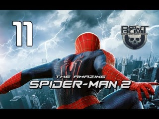 The Amazing Spider-Man 2 | Прохождение Часть 11 - Крёстный отец!