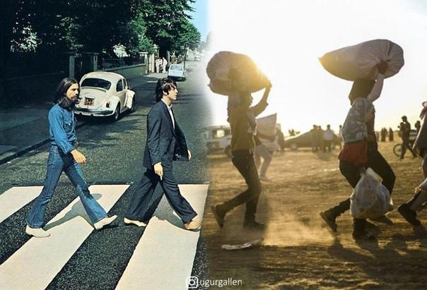 Контраст между двумя мирами, в которых мы живем Житель Турциипо имени Угурпоказал подборку составных фото, которые словно сделаны в разных мирах, но на самом деле все это на одной нашей