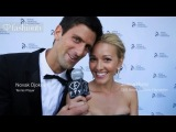 Kate Hudson, Gerard Butler, Naomi Campbell at Novak Djokovic Foundation Gala Dinner in London FashionTV