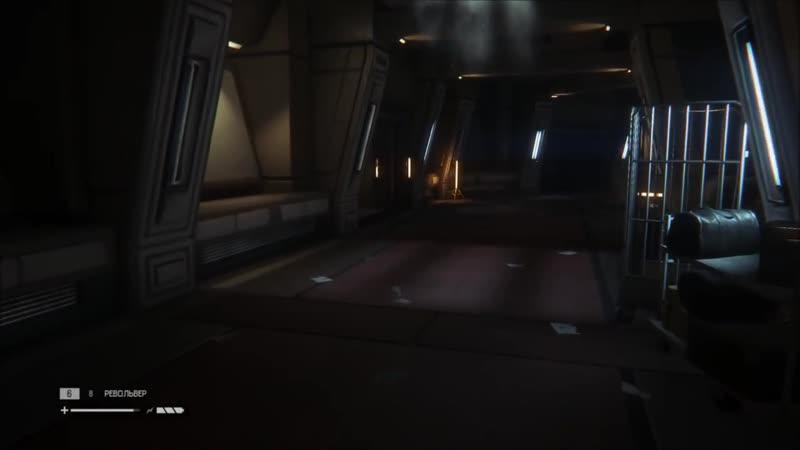 Alien- Isolation 13. Восстание андроидов_720p-
