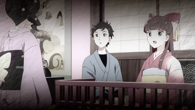 Tsukumogami Kashimasu / Цукумогами Напрокат - 6 серия [Озвучка: Sergei Vasya Kobayashi (AniDub)]