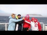 Событие года 2013 - заплыв через Берингов пролив. фильм Виктора Мужецкого