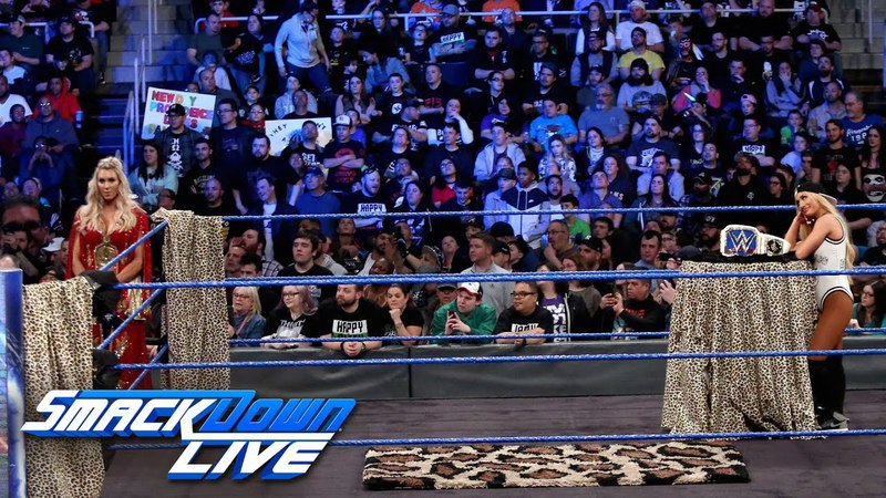 Carmella throws a 'Mellabration for her SmackDown Women's Title win: SmackDown LIVE, April 17, 2018