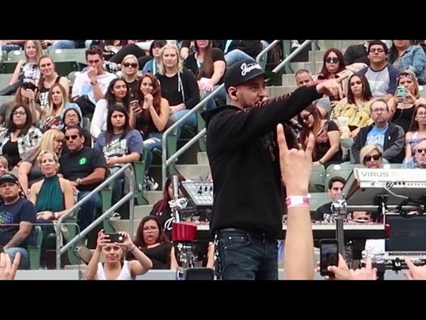 Mike Shinoda - Live At KROQ Weenie Roast 2018 (Full Show) [Fan Videos]