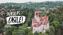 Exploring DRACULA'S CASTLE INCREDIBLE Hilltop Fortress Brasov Romania