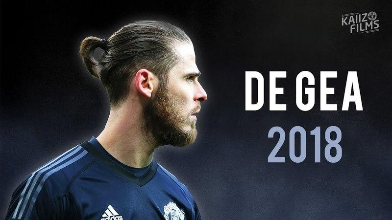 ТОП 15 сэйвов Давида де Хеа в сезоне 2017 18