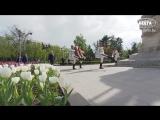Лукашенко возложил венок к памятнику Штефану Великому в Кишиневе