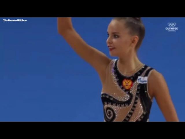 Dina Averina ribbon F 2017 Wroclaw World Games