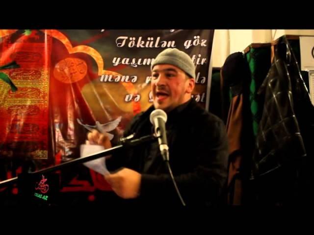 Seyyid Taleh - Eyyami Fatimiyye 2015 Corat mescidi [ IXLAS.AZ ]
