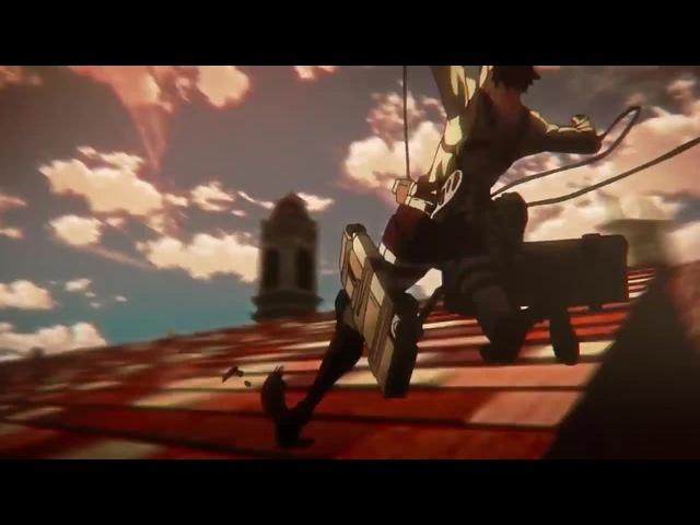 Attack on titan ( Run away ) · coub, коуб