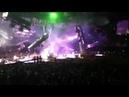 Accidente en el concierto de Metallica, México, Palacio de los Deportes. Julio 28 de 2012