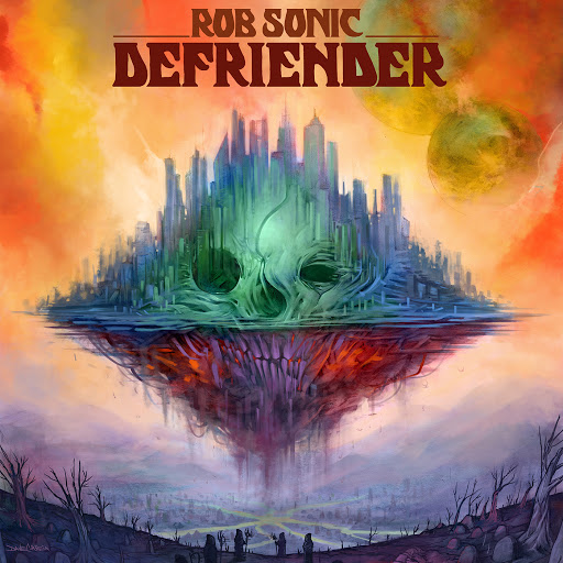 Rob Sonic альбом Defriender
