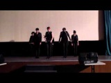 B.A.P - Coma cover dance by STARDUST (feat. Michael of BreakPoint)