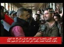 Заключённые центральной тюрьмы Алеппо благодарят сирийскую армия за освобожде ...