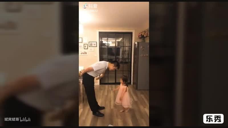 女儿真是父亲上辈子的情人